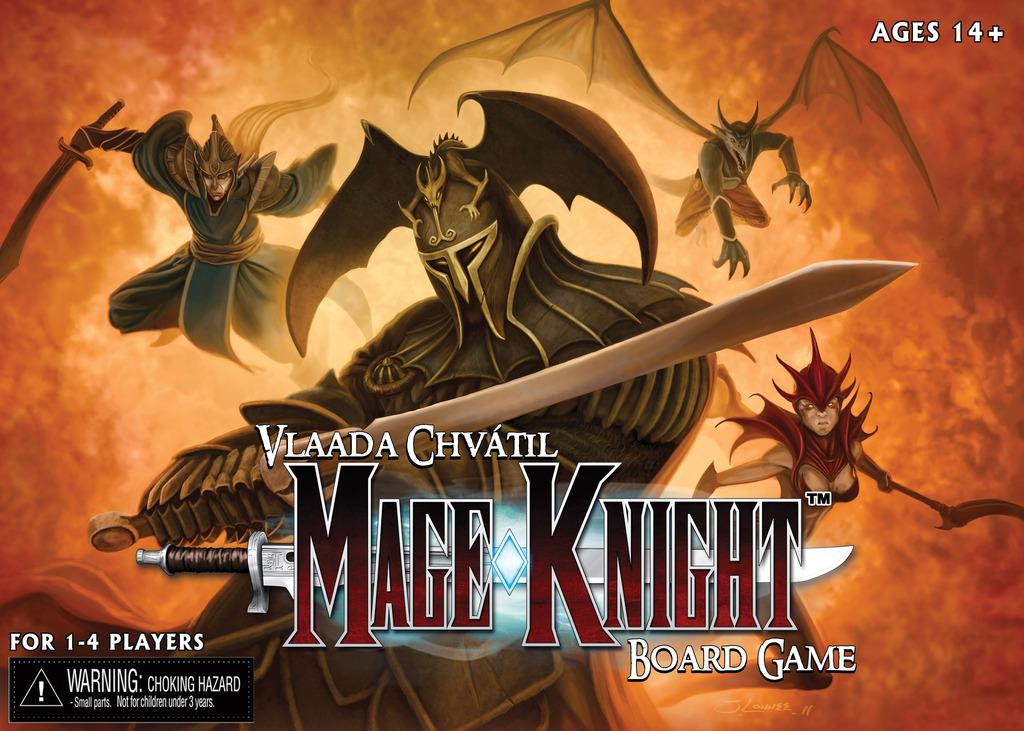 Mage Knight Mageknightcover